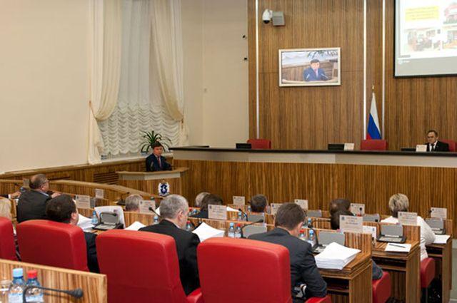 Ямальские депутаты планируют обсудить 30 вопросов.
