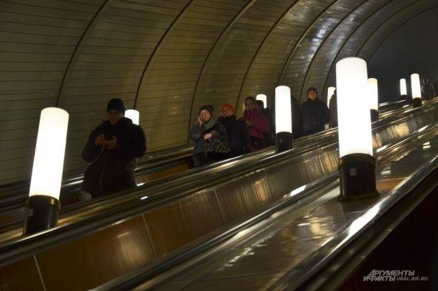 Поднял вопрос о метро Александр Глисков.
