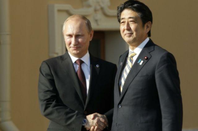 Токио о переговорах с Путиным: это большой успех