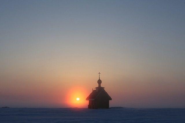 На Ямале проходит VI Окружной Пасхальный фестиваль.