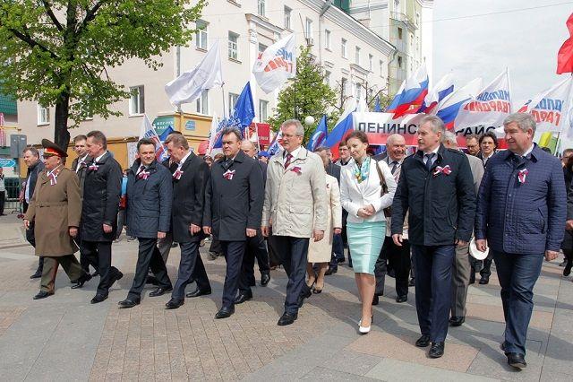Митинг состоится на главной площади города.