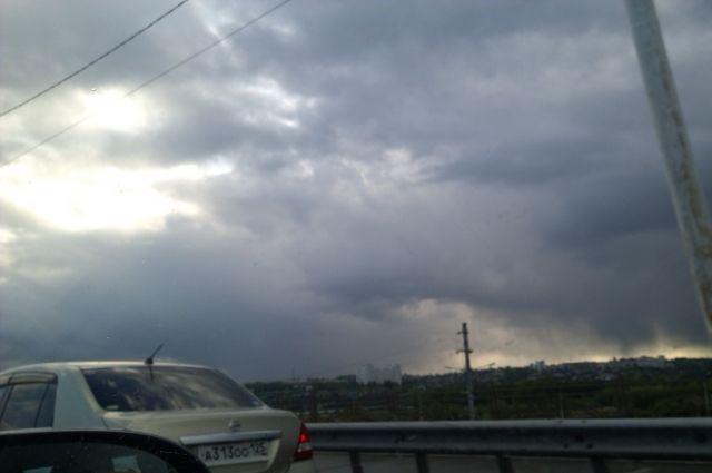 Погода ухудшится в Иркутской области в ближайшие дни.