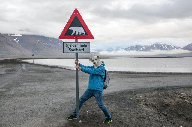 Эльнар Мансуров отправился покорять льды Норвегии.