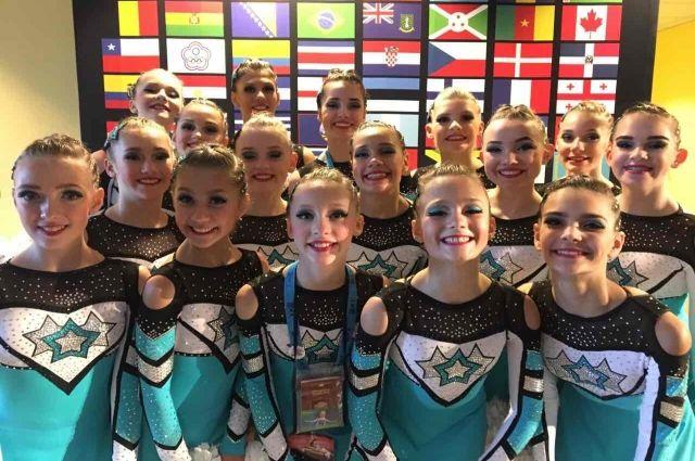 Тверская команда заняла 4-ое место начемпионате мира почерлидингу вСША