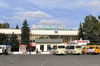 Тот самый вокзал, на котором прогремел взрыв
