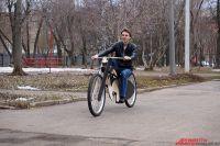 В Тюмени до 2022 года построят 190 км велосипедных дорожек