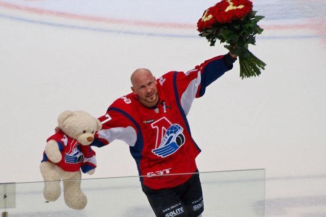 Ярославский хоккеист Илья Горохов подал документы научастие впраймериз «Единой России»