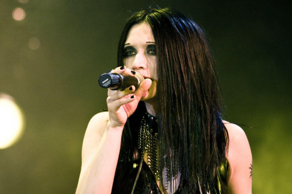 Презентация студийного альбома Линды «Скор-Пионы», 2008 год.