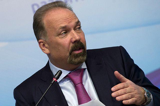 Министр строительства и жилищно-коммунального хозяйства РФ Михаил Мень.