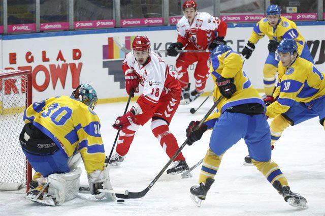 Клюшки в сторону. Как сборная Украины по хоккею оказалась на дне