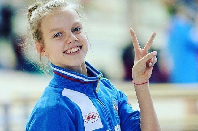 Елизавета Богацкова включена в состав юниорской сборной России по художественной гимнастике.