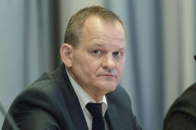 Заместителем министра здравоохранения вТульской области стал Геннадий Ларин
