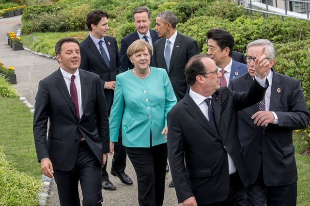 В Германии прокомментировали возможное возвращение России в G8