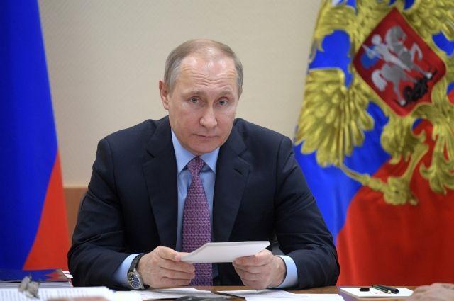 Путин сообщил о росте наркотрафика из Украины в Россию