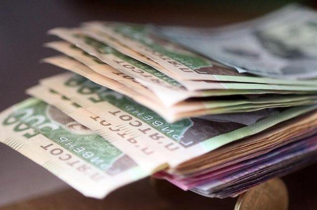 Средняя зарплата вУкраине выросла