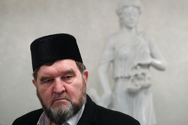 В Москве имама осудили на три года за оправдание терроризма
