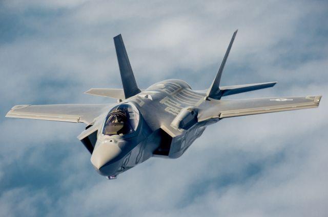 В Болгарию прибыли истребители F-35 американских ВВС