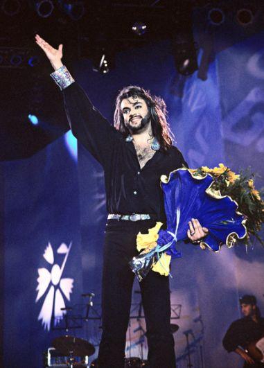 1998 год. Эстрадный певец Филипп Киркоров.