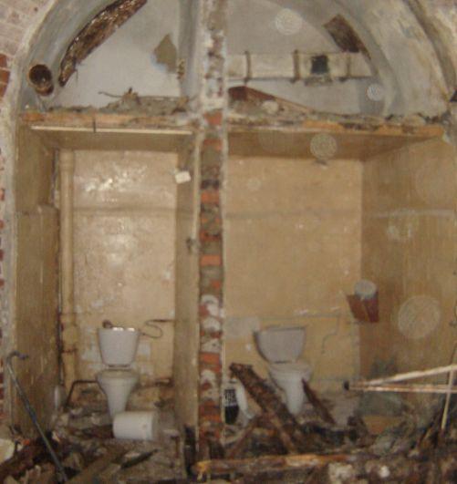 В таком состоянии Успенский храм был возвращен монастырю.