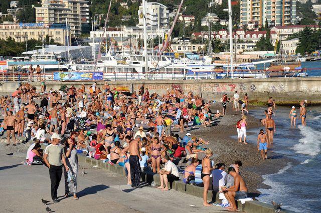 Правительство поддержало законопроект о курортном сборе