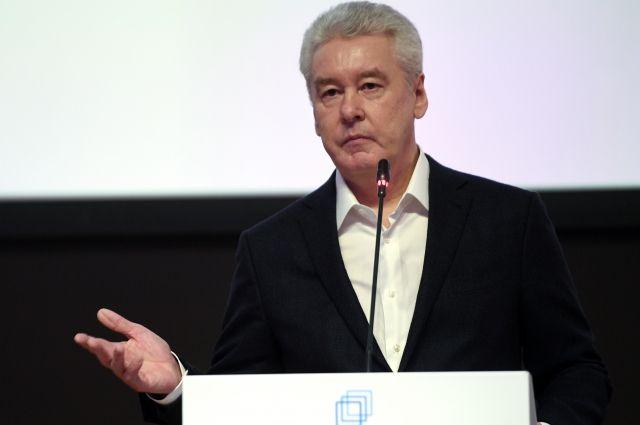 Сергей Собянин задекларировал доходы за прошлый год