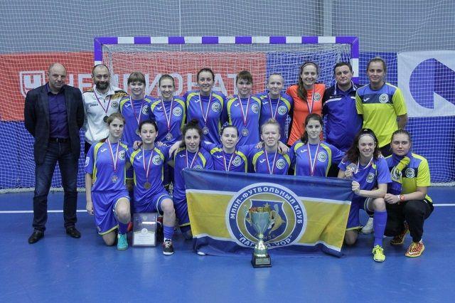 Сурский клуб в третий раз в своей истории стал серебряным призером чемпионата страны.
