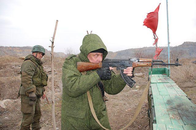 ВСУ уничтожили дом вгорловском поселке