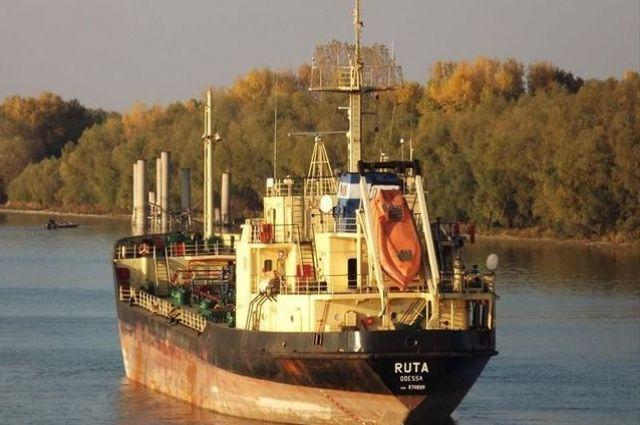 ВЛивии поподозрению вконтрабанде нефти захвачено украинское судно