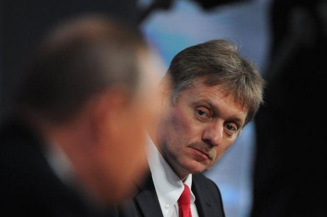 В Кремле прокомментировали сообщения о телефонной беседе Путина и Порошенко
