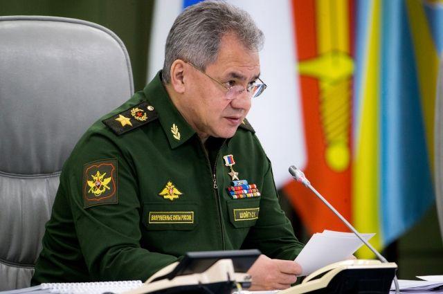 Последний раз Сергей Шойгу был в Красноярске в августе 2016 года.