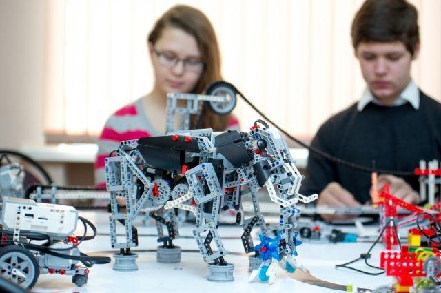 В Тюмени открылась регистрация на областную робототехническую олимпиаду