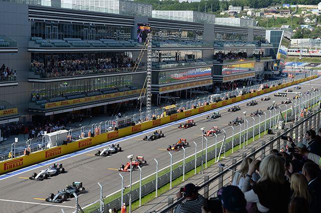 Победителем Гран-при России «Формулы-1» стал финский гонщик Валттери Боттас