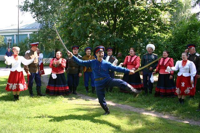 Ежегодный казачий фестиваль соберет более 2 тыс. артистов
