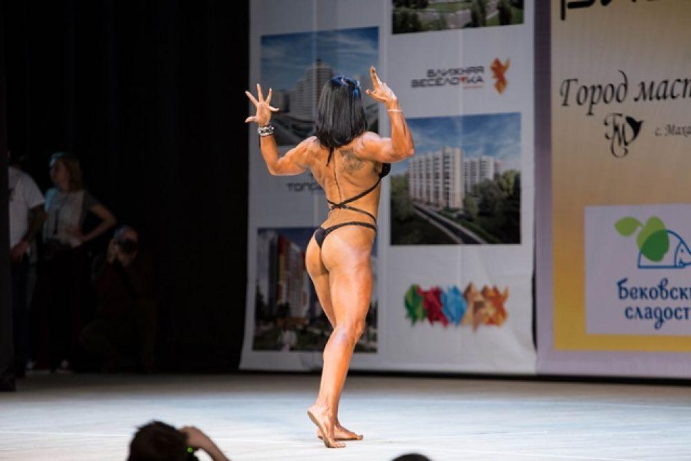 Пятикратная чемпионка России по академической гребле Ольга Бурдавицына.