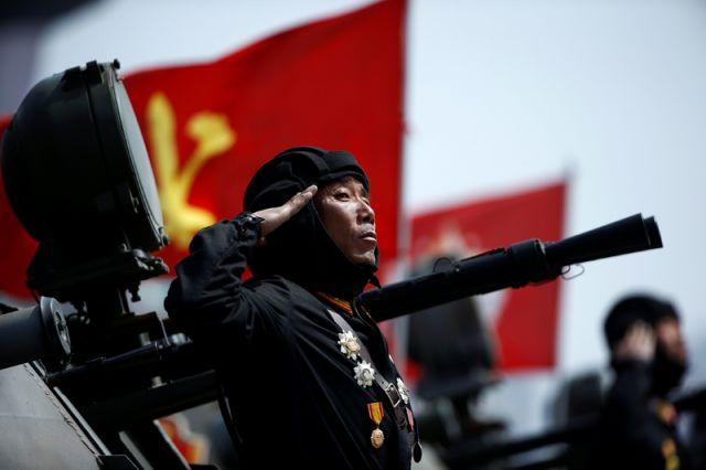 КНДР обещает подлодке США «Мичиган» жалкий конец