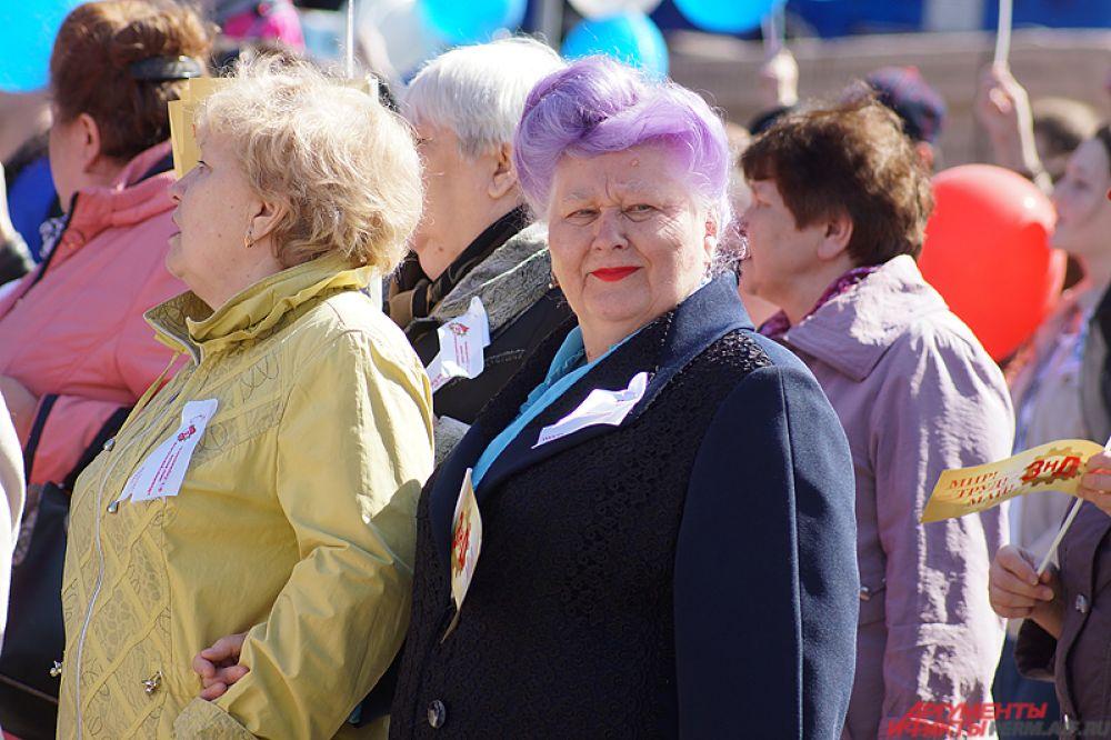 По предварительным данным, в акции участвовало около 20 тысяч человек.