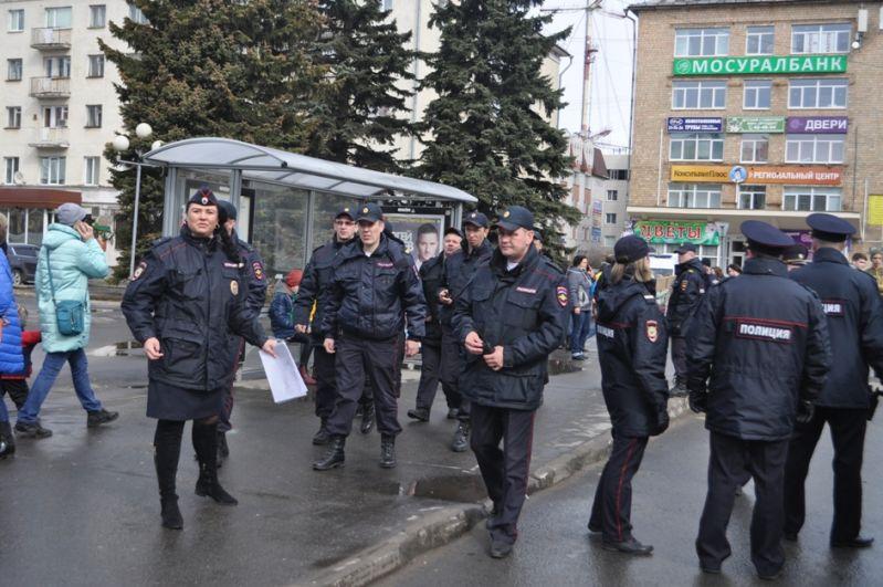Профсоюз полицейских