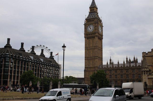 Семь украинцев задержали в Великобритании занезаконное пересечение границы