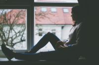 Нарушение сна - наиболее часто встречающийся признак депрессии.