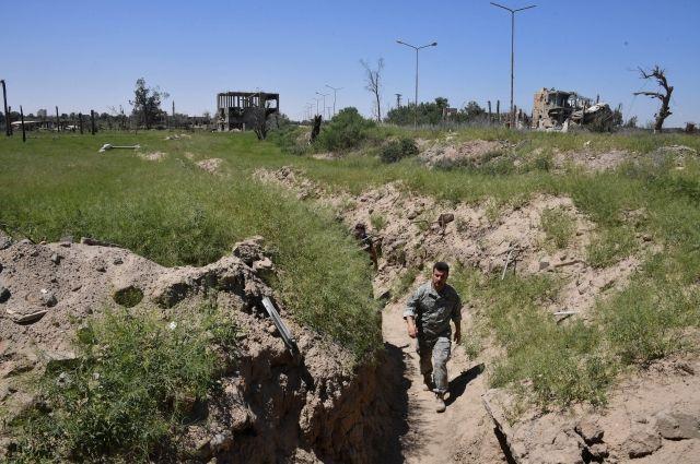 РФ предложила организовать 4 зоны сокращения напряженности вСирии