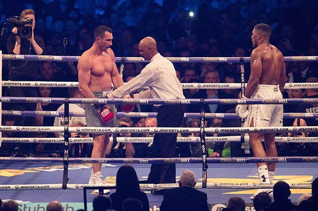 Боксер Джошуа поведал о собственной победе над Кличко