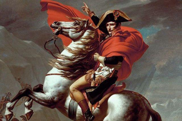 В Англии обнаружили табакерку, сделанную из копыта лошади Наполеона
