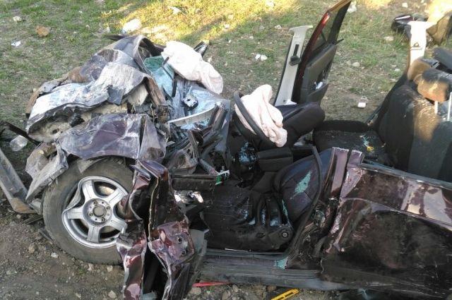 Массовое ДТП вТатарстане: погибли двое детей
