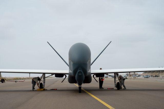 США начали переброску вЯпонию разведывательных беспилотников сострова Гуам