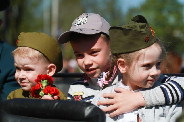 В Пуровске ко Дню Победы пройдет военно-патриотический конкурс.