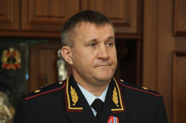 Замглавы полиции Кузбасса отправлен в отставку.