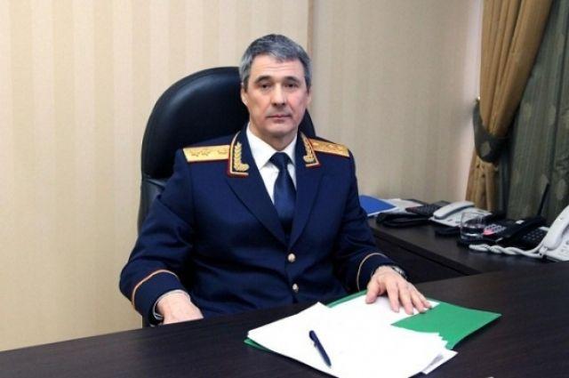 Уволен управляющий Следственного комитета поРостовской области