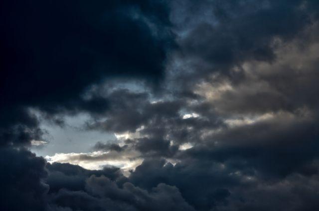 Непогода пришла в Иркутскую область.