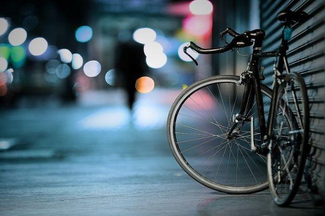 Полиция Тобольска не рекомендует оставлять велосипеды на улице и во дворе