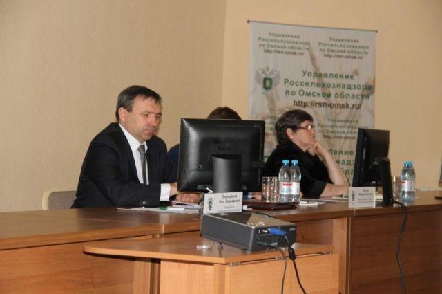Мероприятие открыл руководитель Управления Россельхознадзора по Омской области Олег Подкорытов.